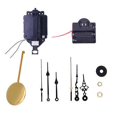 Pendulum Clock Chime Music Box Mechanism Movement DIY Kit Repair Parts