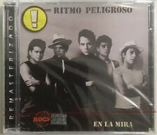 RITMO PELIGROSO - En La Mira CD - NEW & Sealed rare Rock En Español (como Fobia
