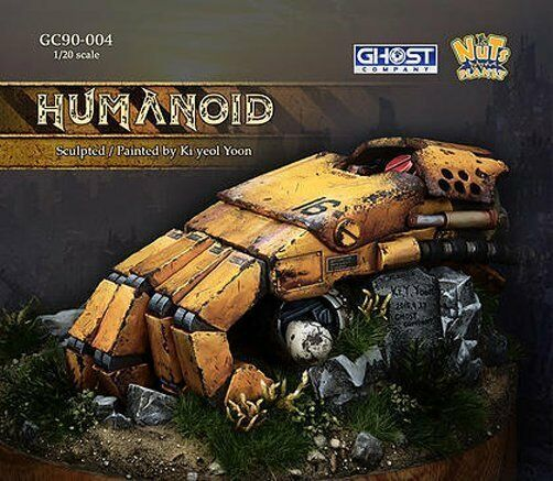 Nuts Nuts Nuts Planet GC90004 1 20 Humanoid Base 43303e