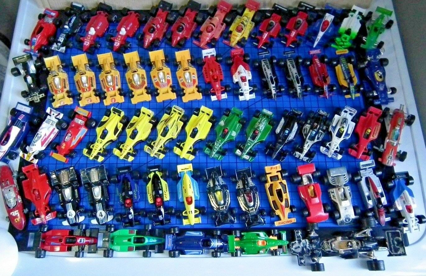 Diecast Model Toys  Formula Racing Cars - Sold As Individual