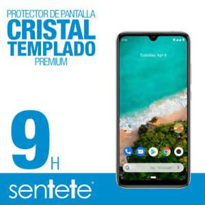 Sentete® Xiaomi Mi A3 Protector de Pantalla Cristal Templado PREMIUM