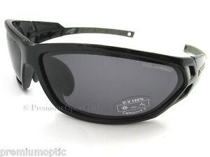 f1d71297e3a Image is loading BLOC-polarized-wrap-Sunglasses-SCORPION-P301-Black-Grey-