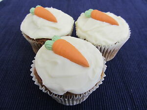 12-EDIBLE-SUGAR-EASTER-CARROTS-CUPCAKE-TOPPERS-CARROT-CAKE-DECORATIONS