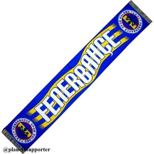 scarf FENERBAHÇE Turkey cachecol sjaal hno3 flag football jersey