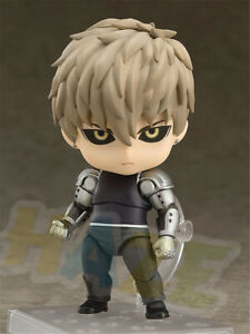Nendoroid-645-One-Punch-Man-Genos-PVC-Figure-Toy-New-10cm