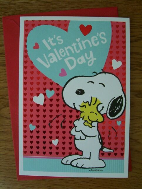 Hallmark Peanuts Snoopy Mothers Day POPUP Card With Envelope Brand New