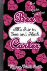 BEX Carter 2 All's Fair in Love and Math by Tiifany Nicole Smith 9781494308728