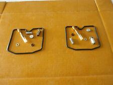 2 NEW KAWASAKI EX250,EN450,EN500,EX500 NINJA CARB KITS K/&L 18-2639V