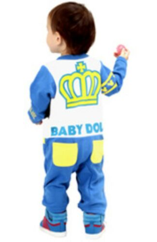 NEW BABY TODDLER CHARACTER OUTFIT BOYS GIRLS CLOTHES BODYSUIT ONE PIECE