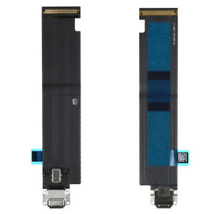 For-iPad-Pro-12-9-USB-Dock-Charging-Port-Flex-Cable-Connector-Replacement-Black