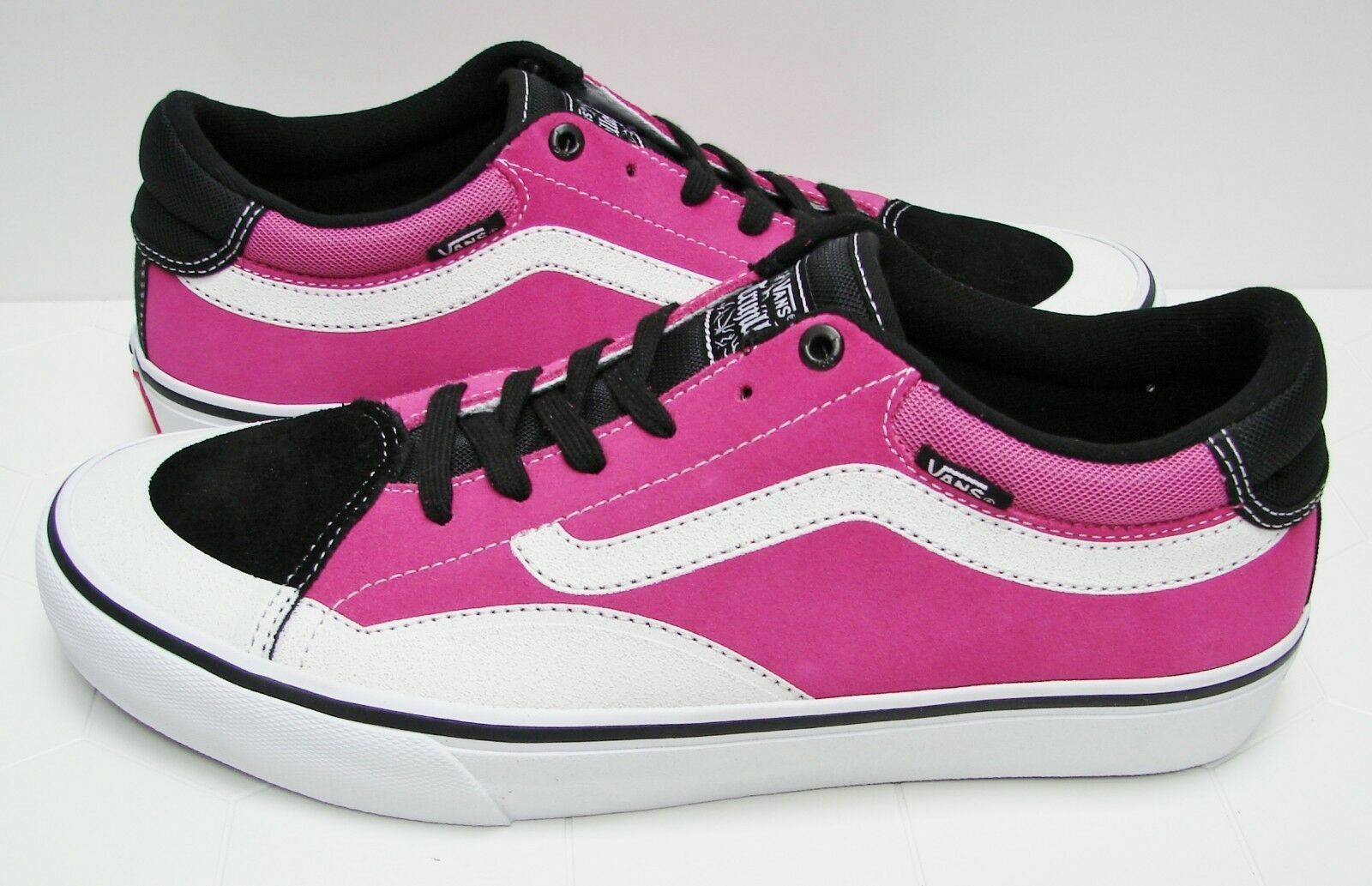 VANS TNT ADVANCED PredOTYPE TONY TRUJILLO MEN SHOES MAGENTA VN0A3TJXLJN 12 NEW