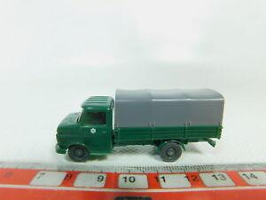 BO533-0-5-Wiking-H0-1-87-1035-Mannschaftswagen-Opel-Blitz-Polizei-sehr-gut
