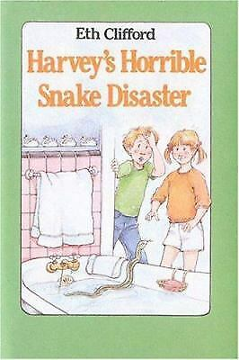 Harvey's Horrible Snake Disaster by Clifford, Eth