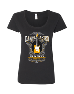 Daniel-Castro-Band-Ladies-T-Shirt