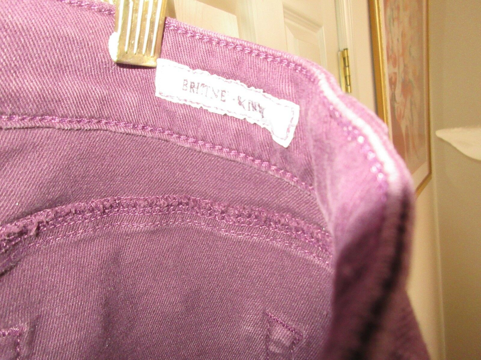 Guess , Ladies Jeans , Size 29 , Brittney Skinny , Vint