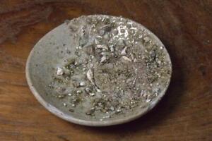 YMJN07Japanese-Antique-13th-c-Yamahai-Tokoname-pottery-sake-cup-ceramic-plate