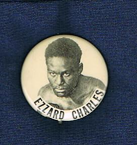 RARE-1940-039-s-World-Champion-Ezzard-Charles-boxing-pinback-button-boxer-pictured