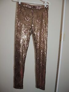 907f2712b674e NWT Womens Size Small * GIANNI BINI * Fan Favs Gold Sequin Savannah ...
