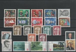 Germany-Berlin-vintage-yearset-Yearset-1972-Mint-MNH-complete-More-Sh-Shop