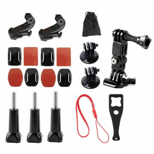 Conjunto de accesorios de la Cámara Trípode Adaptador Para Manera brazo kits de montaje para GoPro SJCAM Ants