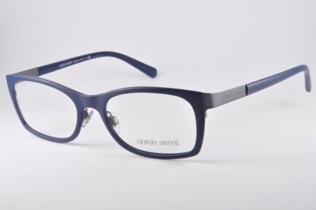 65fa58dfd74 Giorgio Armani Womens Eyewear Frames AR 5013 52 Mm Black Brushed ...
