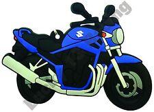 Suzuki BANDIT 650 Goma Llavero Llavero Cadena De Regalo De Ciclo Bici del motor