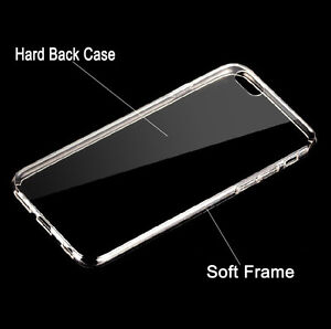 Luxury-Soft-Frame-Transparent-Case-Hard-Back-Cover-for-iPhone-6-S-Plus-5-5-M1