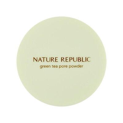 [Nature Republic] Botanical Green Tea Pore powder 5g