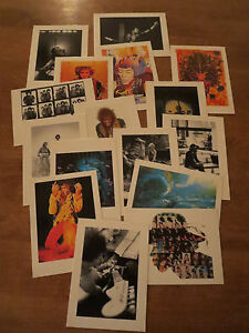 Jimmy Hendrix 16 Postcard Set