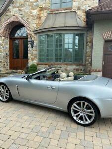 2007 Jaguar XKR XKR Convertible Supercharged