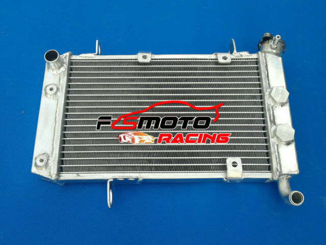 Radiador De aluminio para Suzuki LTZ400 Kawasaki KFX400 Arctic Cat DVX400 03-08