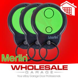 Merlin 430r manual