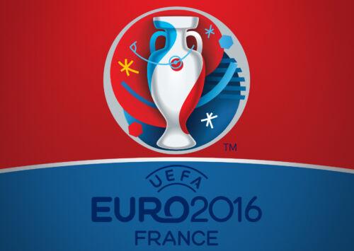 Euro 2016 Football Poster Art Print A0 A1 A2 A3 A4 Sizes Available