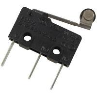 2 ECE ESS0513310 Mikroschalter 250V 3A 1xUM 0,49N Rolle 19,8x6,4x10,2mm 856434