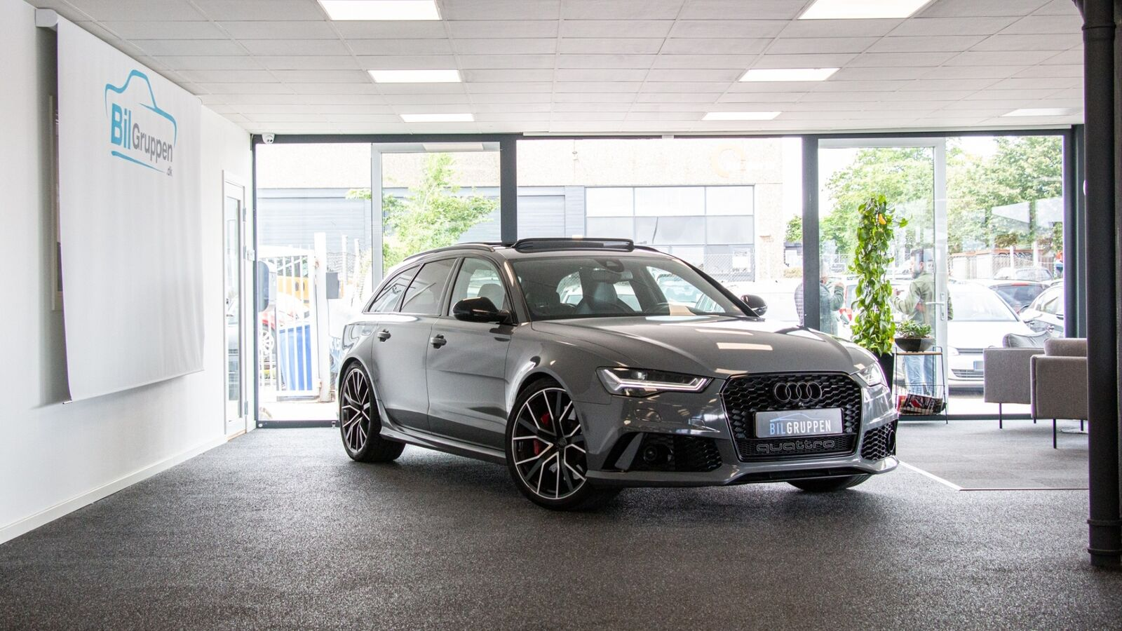 Audi RS6 4,0 TFSi Avant quattro Tiptr. 5d - 7.599 kr.