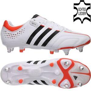 quality design 4b3f0 d7a4d Das Bild wird geladen Adidas-ADIPURE-11-PRO-XTRX-SG-weiss-or-