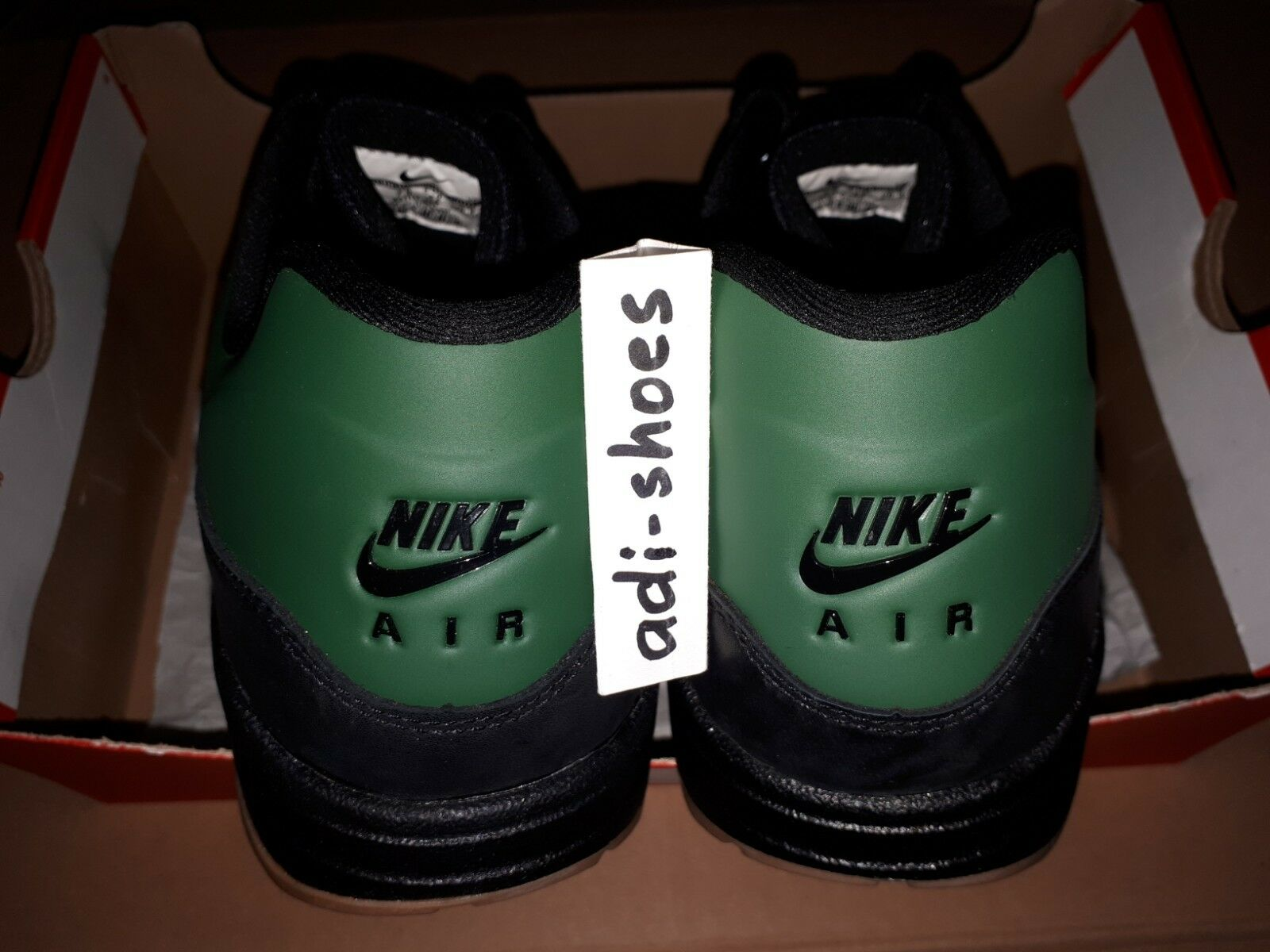 NIKE AIR MAX 1 VT QS GORGE GORGE GORGE GREEN US 7,5 8 10 premium 831113-300 patch ice 90 dlx f94d34