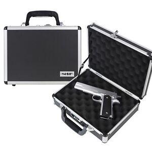 HMF-Pistolenkoffer-Universalkoffer-Transportkoffer-3er-Zahlenschloss-Mini-Koffer