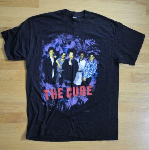 Vintage RARE 1989 The Cure Concert T Shirt  XL The