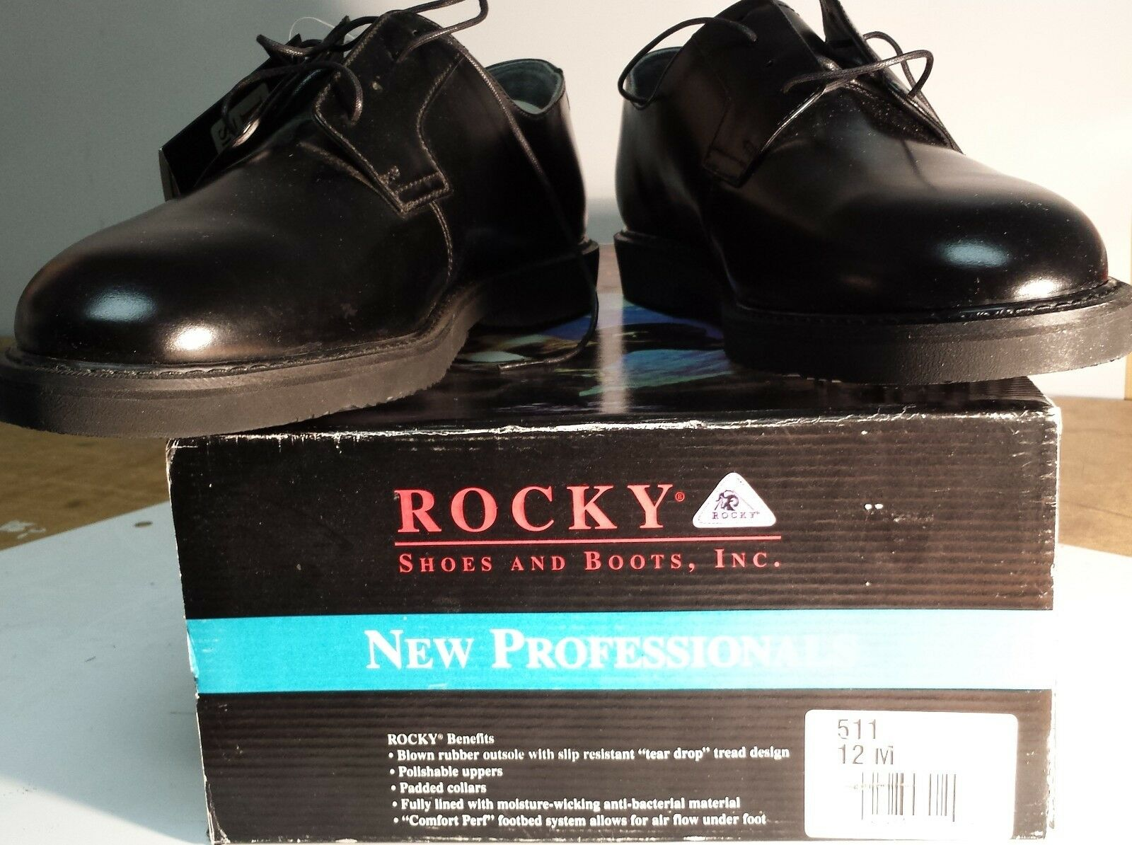 Rocky New Professionals 511 Shoe