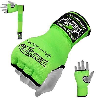 BeSmart Gel Padded Gloves Wrap Inner Hand Wrap boxing bag Fist Padded MMA M UK