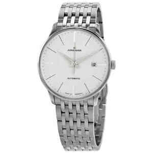 Junghans Meister Classic Automatic Silver Dial Men's Watch 027/4311.44