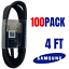 miniature 18 - Wholesale Lot USB C Type C Cable Fast Charger For Samsung S8 S9 S10 Note 10 Bulk