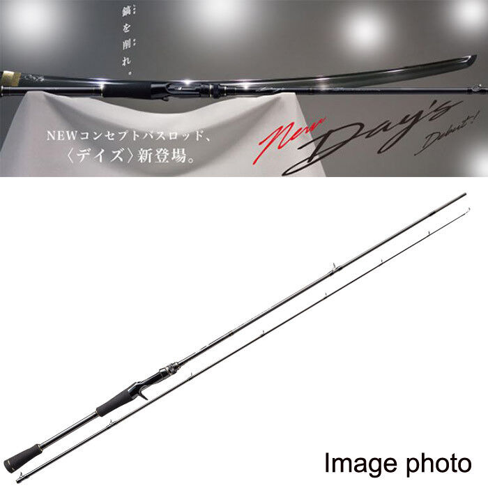 Major Craft NEW DAYS 2 piece rod  DYC-662M