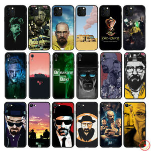 Details about Heisenberg Breaking Bad Soft TPU Case for iPhone 11 Pro Xr X XS Max 8 7 6