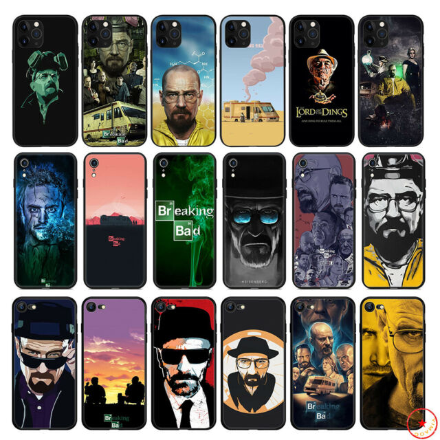 Heisenberg Breaking Bad Soft TPU Case for iPhone 11 Pro Xr X XS ...
