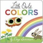 Little Owl's Colors by Divya Srinivasan (Board book, 2015)
