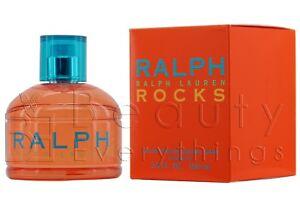 Rocks Women 100ml Nib Ralph Lauren Eau Details About Toilette Sealed De 3 Spray For Rare 4oz A543RjLq