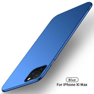 For-iPhone-11-Pro-Max-Luxury-Shockproof-Ultra-Slim-Hard-Blue-Cover-Shell-Case