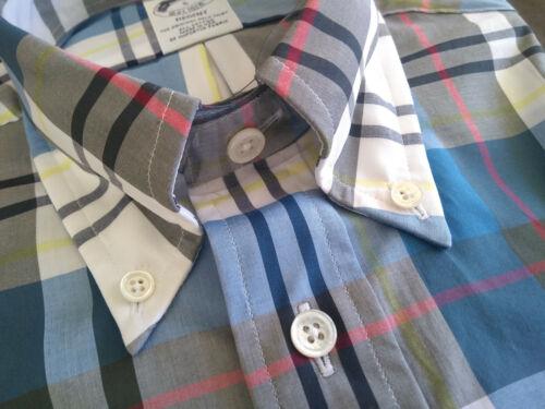 NWOT Brooks Brothers Bold Plaid Cotton Button Down S M XL Regent Fit MSRP $198